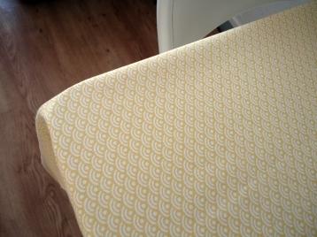 LMV - Nappe jaune 1