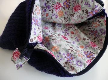 Pochette violette 3