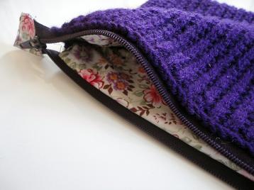 Pochette violette 4